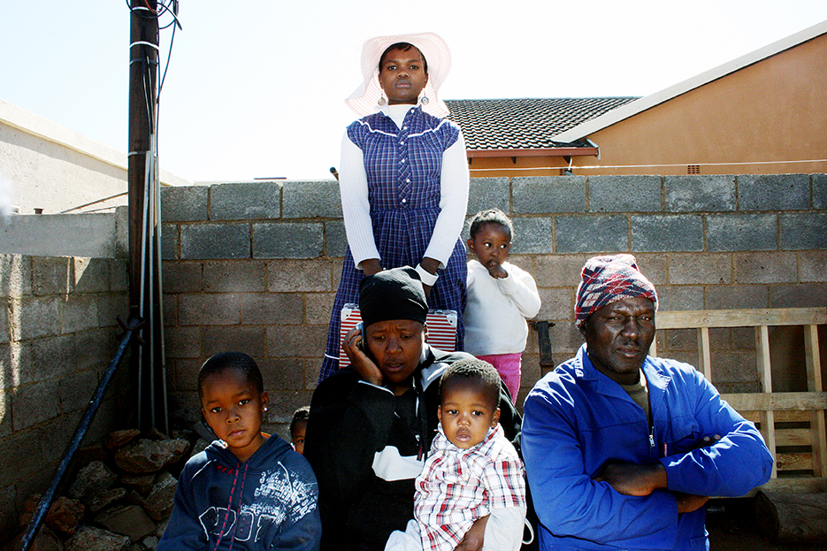 kagiso familyfest portrait family south africa